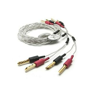 アイリバー(iriver)のcrystal speaker Cable 【新品・送料無料】 (スピーカー)