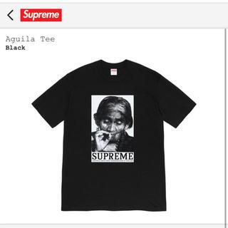 シュプリーム(Supreme)の黒 L supreme aguila T-shirts black (Tシャツ/カットソー(半袖/袖なし))