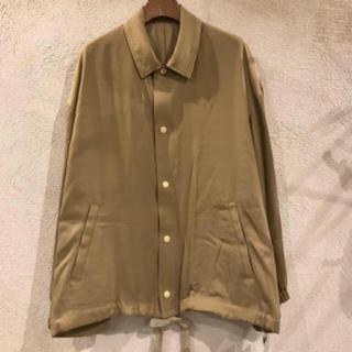 ドゥルカマラ(Dulcamara)のwhowhat rayon coach jacket(ブルゾン)