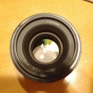 ニコン(Nikon)のNikon 1 NIKKOR 32mm F1.2  (レンズ(単焦点))