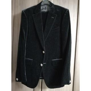 【新品】ARTISANアルチザン-最高級ベルベットスーツ Lサイズ