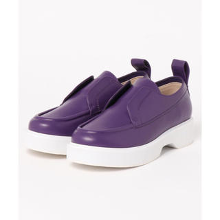 マウジー(moussy)のLAGUA GEM  SLIP LOAFER(ローファー/革靴)