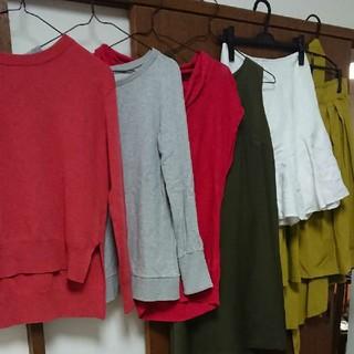 アンデミュウ(Andemiu)のmystic アンデミュウ 綺麗めお洋服6点まとめ売り(セット/コーデ)