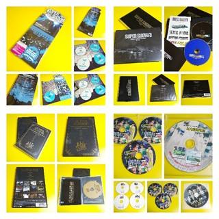 スーパージュニア(SUPER JUNIOR)のSUPER JUNIOR★初回盤 ライヴDVD set(ミュージック)