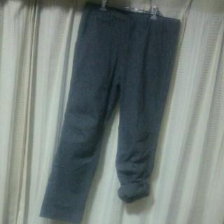 レイジブルー(RAGEBLUE)のRAGEBLUE ウールブレンド パンツ Lサイズ カジュアル きれいめ 古着屋(その他)