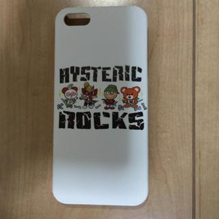 ヒステリックミニ(HYSTERIC MINI)のiPhone5.5sケース(モバイルケース/カバー)