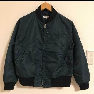 エンジニアードガーメンツ(Engineered Garments)のEngineered garments Aviator Jacket(ナイロンジャケット)