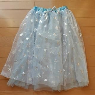 アナトユキノジョオウ(アナと雪の女王)のアナと雪の女王 エルサ ドレス ディズニー 仮装 アナ雪(衣装)