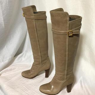 クロエ(Chloe)のクロエ ブーツ 36 Chloe ライトブラウン レディース  靴(ブーツ)