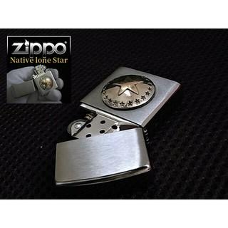 ジッポー(ZIPPO)のZIPPOCustomジャケット ロンスタースタイル(タバコグッズ)