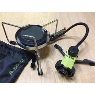 シンフジパートナー(新富士バーナー)のSOTO  シングルバーナー st-301  未使用品(調理器具)