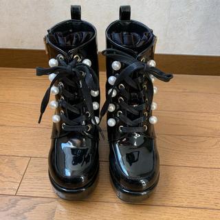 ロニィ(RONI)のキッズブーツ 22センチ(ブーツ)