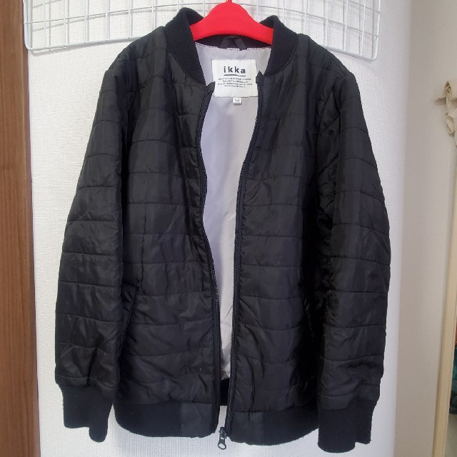 ikka(イッカ)のikka  ブルゾン  130cm キッズ/ベビー/マタニティのキッズ服男の子用(90cm~)(ジャケット/上着)の商品写真