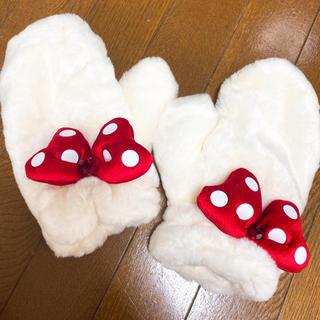 ディズニー(Disney)のミニー手袋(手袋)