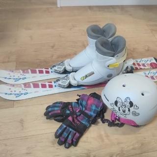 エラン(Elan)のスキー板 ブーツ セット(板)