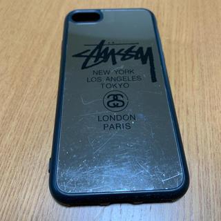 ステューシー(STUSSY)のiPhone7 ケース stussy (iPhoneケース)