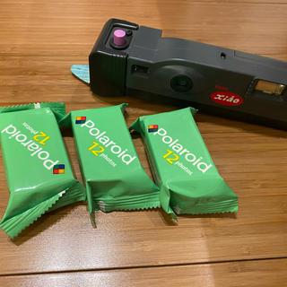 タカラトミー(Takara Tomy)のポラロイド ポケット カメラ (期限切れフィルム付)(フィルムカメラ)