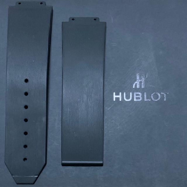 スーパー コピー IWC 時計 通販分割 / HUBLOT - HUBLOT 純正 ラバーベルト ブラック ストライプ ウブロ 301系の通販 by gggkkkms