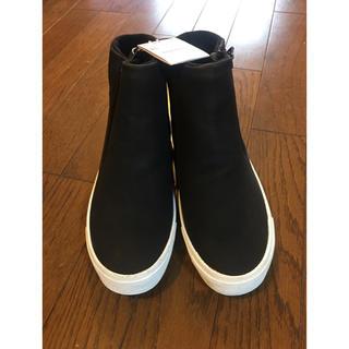 ザラ(ZARA)のZARA キッズ 新品 ブーツ 23.5センチ(ブーツ)