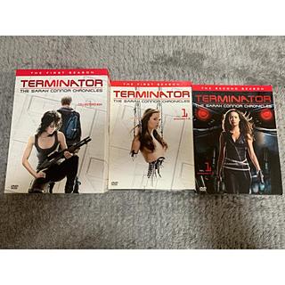 ターミネーター:サラ・コナー クロニクルズ〈ファースト・シーズン〉 コレクターズ(TVドラマ)