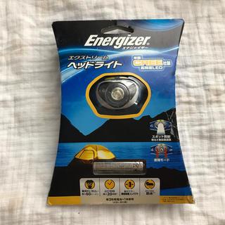 エナジャイザー(Energizer)のヘッドライト(ライト/ランタン)