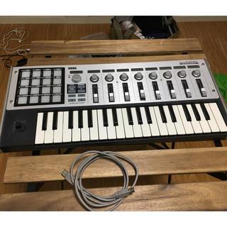 コルグ(KORG)のMIDIキーボード(MIDIコントローラー)