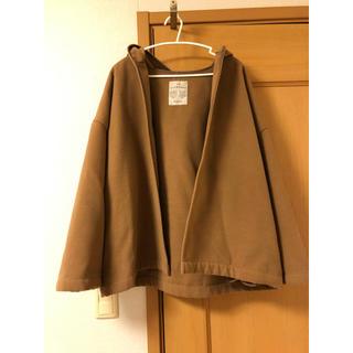 スタディオクリップ(STUDIO CLIP)のコート(ノーカラージャケット)
