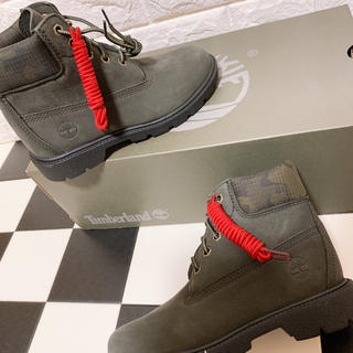 ティンバーランド(Timberland)の新品♡ハイカット ブーツ zara DIESEL ドクターマーチン (ブーツ)