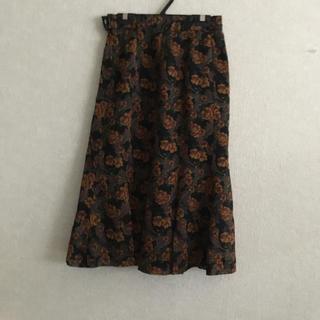 10 枚ハギマーメイドスカート、Mサイズ、訳あり価格(ひざ丈スカート)