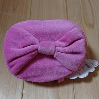 チュチュアンナ(tutuanna)のチュチュアンナ ピンク色のポーチ(ポーチ)