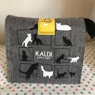 カルディ(KALDI)のカルディ ネコの日  トートバッグ 新品 未使用(トートバッグ)
