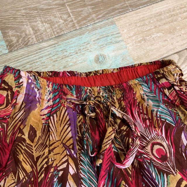 EL RODEO(エルロデオ)のちゃあ様専用・エルロデオ・花柄フリルロングスカート レディースのスカート(ロングスカート)の商品写真