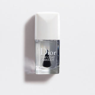 ディオール(Dior)のDior 【 新品 】トップ コート アブリコ(ネイルトップコート/ベースコート)