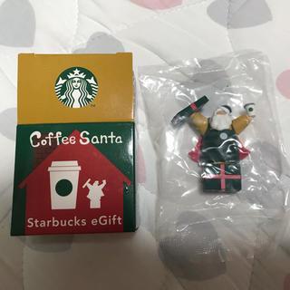 スターバックスコーヒー(Starbucks Coffee)のStarbucks coffee Coffee Santa スタバ サンタ(ノベルティグッズ)