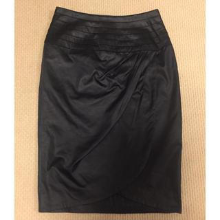 モロコバー(MOROKOBAR)の黒スカート☆モロコバー(ひざ丈スカート)