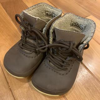 crocs - クロックス  ボア ブーツ 6c7