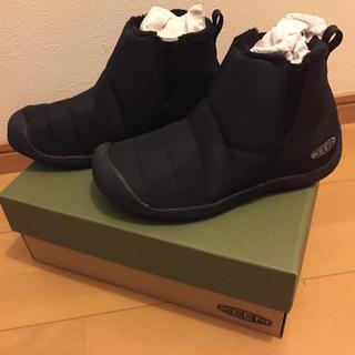 キーン(KEEN)のKEEN キーン ハウザーブーツ新品24.5(ブーツ)