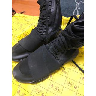 ワイスリー(Y-3)のY-3 QUSA BOOT(ブーツ)