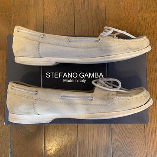 トゥモローランド(TOMORROWLAND)の14の24時まで売切★最後★STEFANO GAMBA 牛革靴 (ローファー/革靴)
