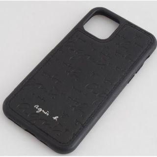 アニエスベー(agnes b.)のagnes b.(アニエスベー) スマホケース iphone 11Pro用(iPhoneケース)