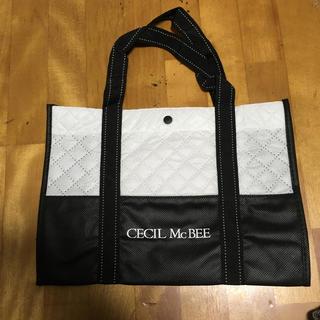 セシルマクビー(CECIL McBEE)のセシルマクビーショプバッグ非売品(ショップ袋)