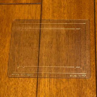 マミヤ(USTMamiya)のMamiya マミヤ Format フォーマットゲージ(その他)