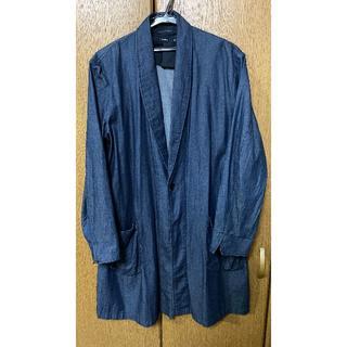 レイジブルー(RAGEBLUE)のLong shirt gown(シャツ)