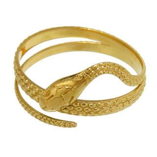 スネークリング・指輪 K18(リング(指輪))