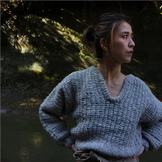 ファビアンルー(Fabiane Roux)の【美品】nowos 2018AW ニット(ニット/セーター)