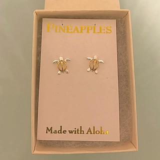 pineapple ピアス(ピアス)