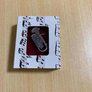 ヤマハ(ヤマハ)のブローチ 楽器(ブローチ/コサージュ)