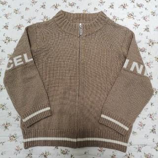 celine - 美品!セリーヌのニットカーディガン 100☆キッズセーター
