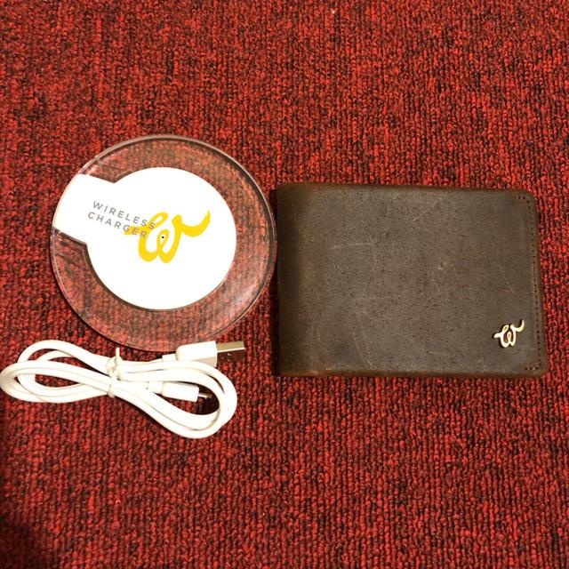 ドゥ グリソゴノ偽物人気通販 - Woolet classic2.0 失くさないスマートウォレット 革財布の通販 by ぽれお's shop