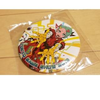 東京ゲームショウ2019 メインビジュアル 缶バッジ(その他)